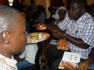 Grynkorv i Nigeria 1