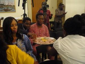 Grynkorv i Nigeria 2